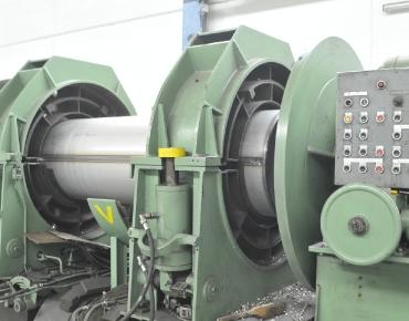 Rohrendenanfasmaschine